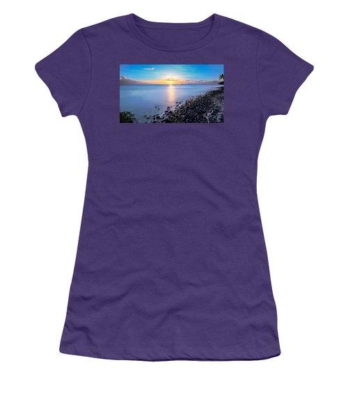 Stiletto Shore Women's T-Shirt (Athletic Fit)
