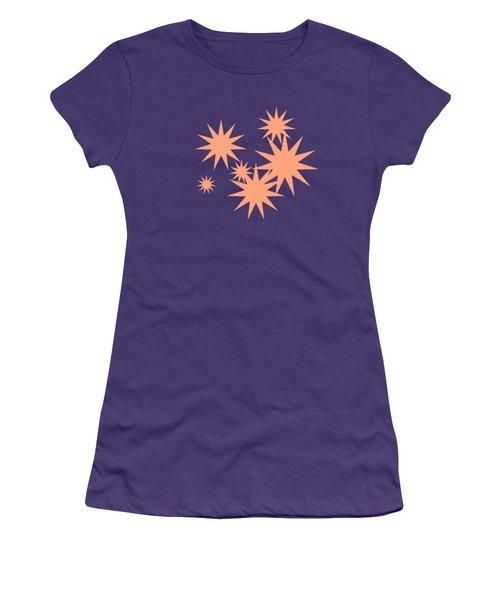 Sunburst Women's T-Shirt (Junior Cut) by Cathy Harper