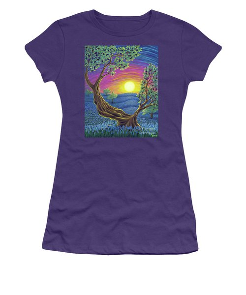 Sunsets Gift Women's T-Shirt (Athletic Fit)