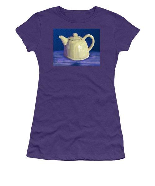 Teapot Women's T-Shirt (Athletic Fit)