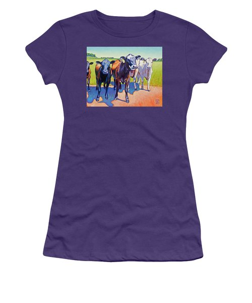 The Committee Women's T-Shirt (Athletic Fit)