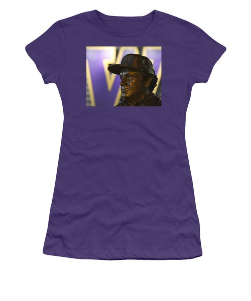 The Dawg Father Women's T-Shirt (Athletic Fit)
