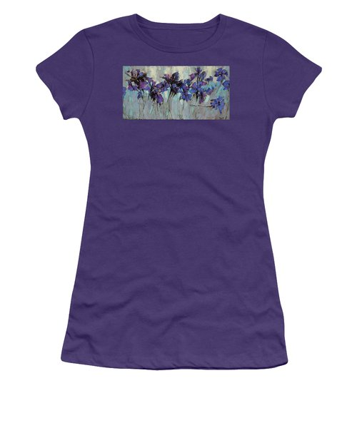 The Evening Was Silver. Women's T-Shirt (Athletic Fit)