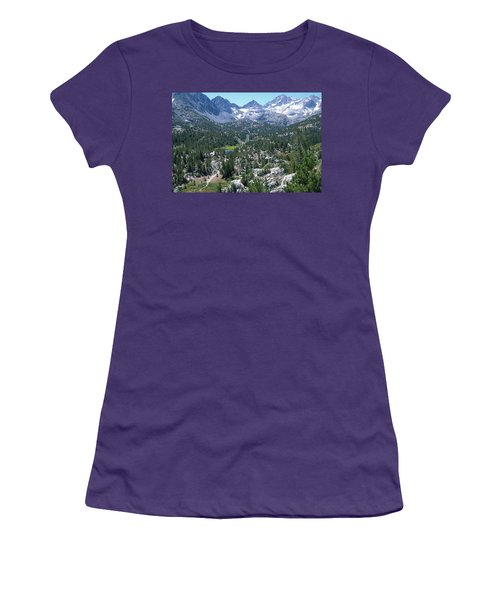 The John Muir Trail Women's T-Shirt (Athletic Fit)