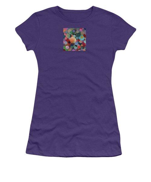 The Joy Of Design X L Women's T-Shirt (Junior Cut) by Helena Tiainen