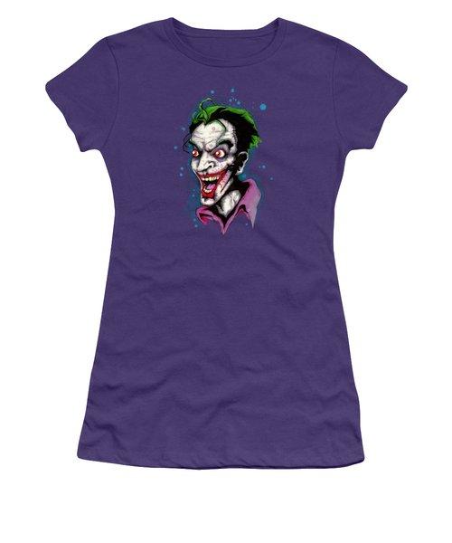 The Last Laugh Women's T-Shirt (Athletic Fit)