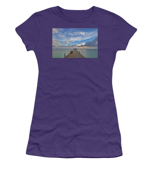 The Long Walk Women's T-Shirt (Athletic Fit)