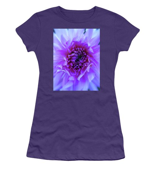 The Passionate Dahlia Women's T-Shirt (Athletic Fit)