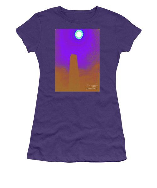 The View From Elsewhere Women's T-Shirt (Junior Cut) by Jesse Ciazza