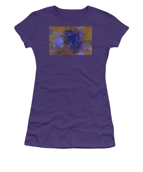 Then As Now Women's T-Shirt (Athletic Fit)