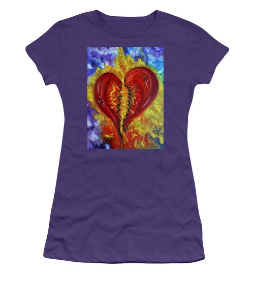 This Old Heart Of Mine Women's T-Shirt (Athletic Fit)