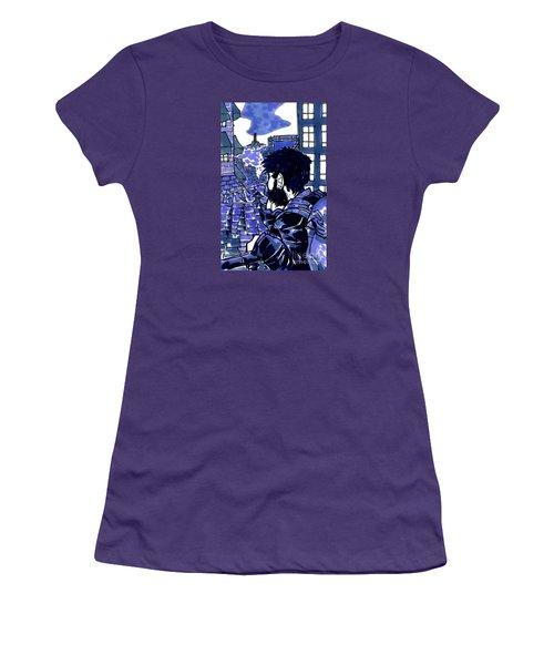 Tourist View Women's T-Shirt (Athletic Fit)