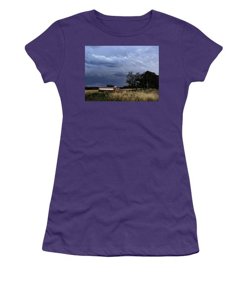 Truck Women's T-Shirt (Athletic Fit)