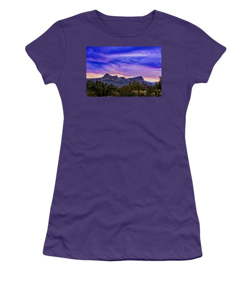 Twin Peaks H31 Women's T-Shirt (Athletic Fit)
