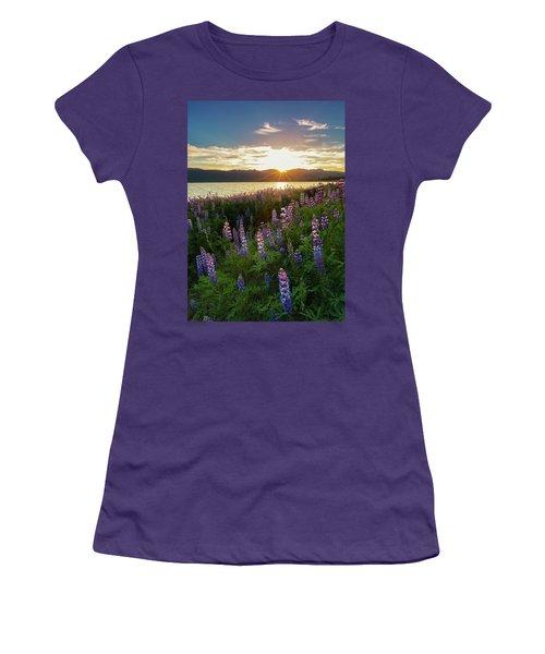 Untamed Beauty Women's T-Shirt (Athletic Fit)