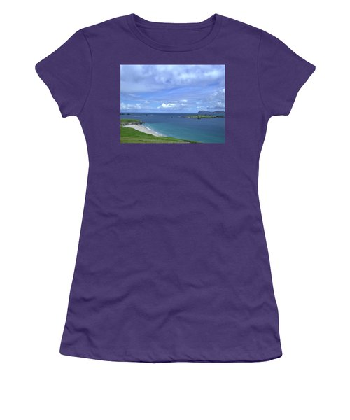 View Blasket Island #g0 Women's T-Shirt (Athletic Fit)