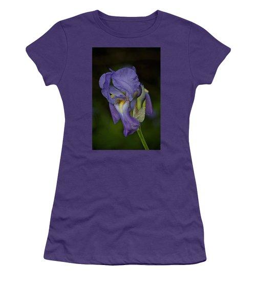 Vintage Iris May 2017 Women's T-Shirt (Junior Cut) by Richard Cummings