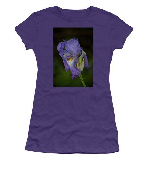 Vintage Iris May 2017 Women's T-Shirt (Athletic Fit)