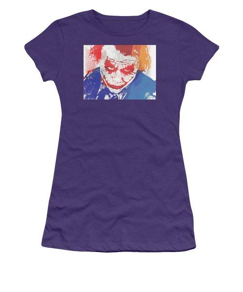 Why So Serious Women's T-Shirt (Junior Cut)