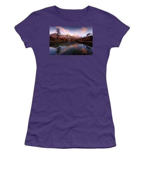 Wonderment Women's T-Shirt (Athletic Fit)