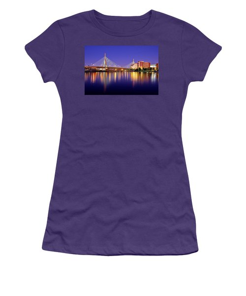 Zakim Twilight Women's T-Shirt (Athletic Fit)