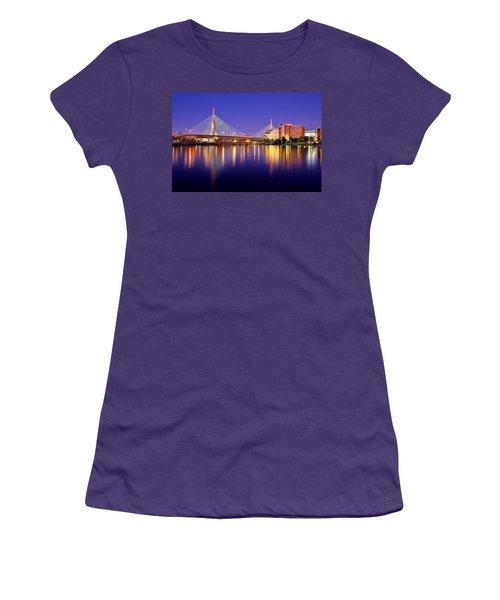 Zakim Twilight Women's T-Shirt (Junior Cut) by Rick Berk