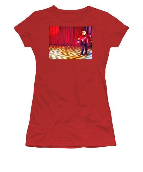 And Theres Always Music In The Air Women's T-Shirt (Athletic Fit)