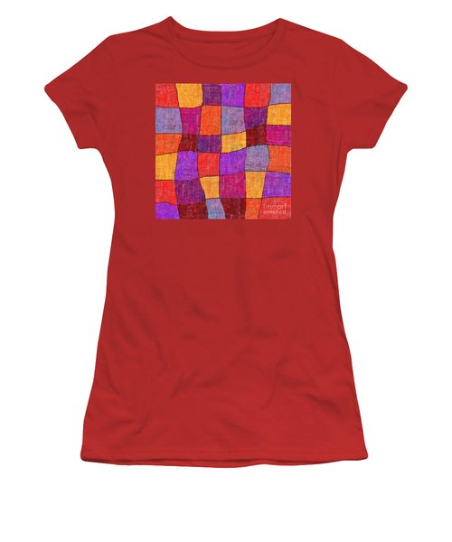 1343 Abstract Thought Women's T-Shirt (Athletic Fit)