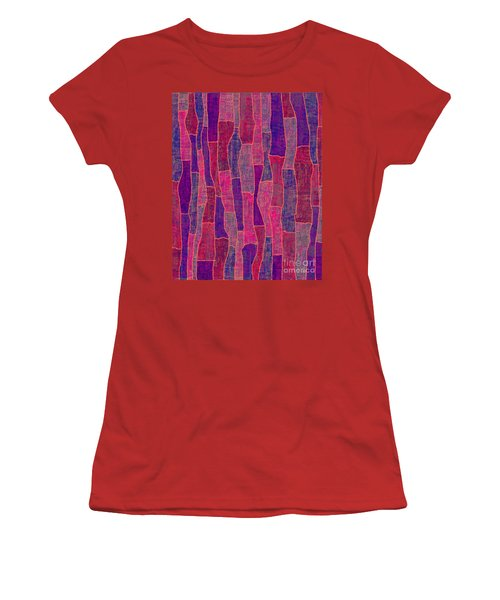 1344 Abstract Thought Women's T-Shirt (Athletic Fit)