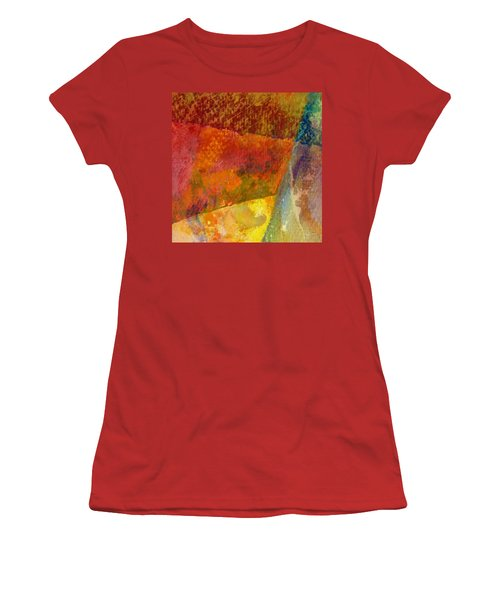 Abstract No. 2 Women's T-Shirt (Athletic Fit)