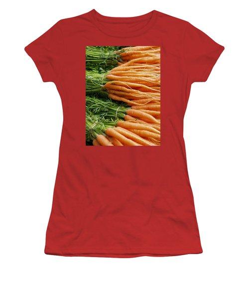 Carrots Women's T-Shirt (Athletic Fit)