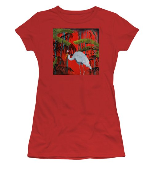 Cinnabar Nights Of Love 2 Women's T-Shirt (Athletic Fit)