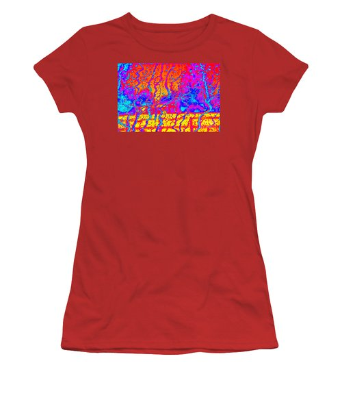 Cosmic Series 018 Women's T-Shirt (Athletic Fit)