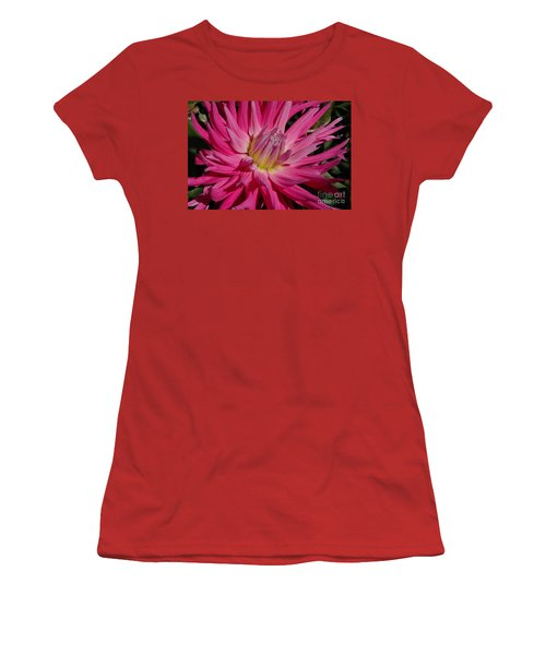 Dahlia X Women's T-Shirt (Athletic Fit)