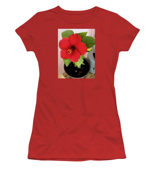 First Bloom Women's T-Shirt (Athletic Fit)