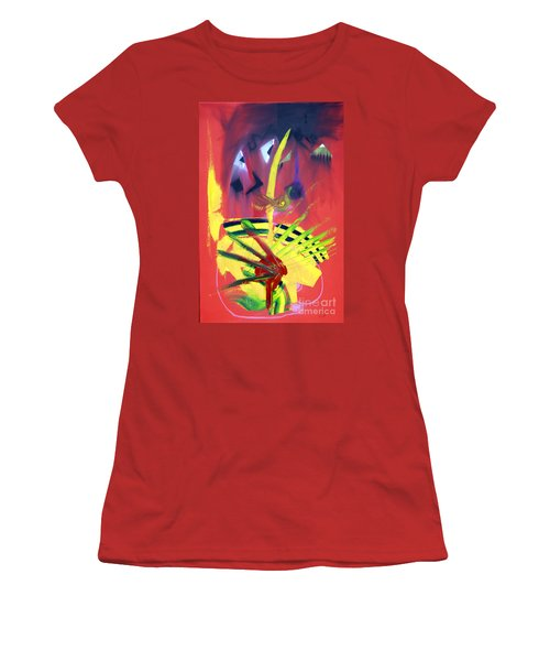 First Embrace Women's T-Shirt (Athletic Fit)