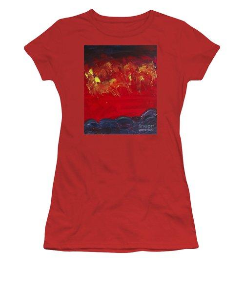 Horsemen Women's T-Shirt (Athletic Fit)