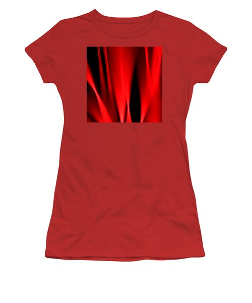Hot Blooded Series Part 1 Women's T-Shirt (Athletic Fit)