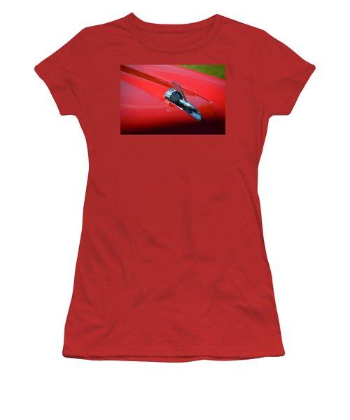 Women's T-Shirt (Junior Cut) featuring the photograph Hr-12 by Dean Ferreira
