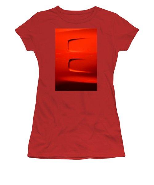 Women's T-Shirt (Junior Cut) featuring the photograph Hr-15 by Dean Ferreira