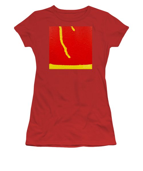 Women's T-Shirt (Junior Cut) featuring the photograph Missile Command by CML Brown
