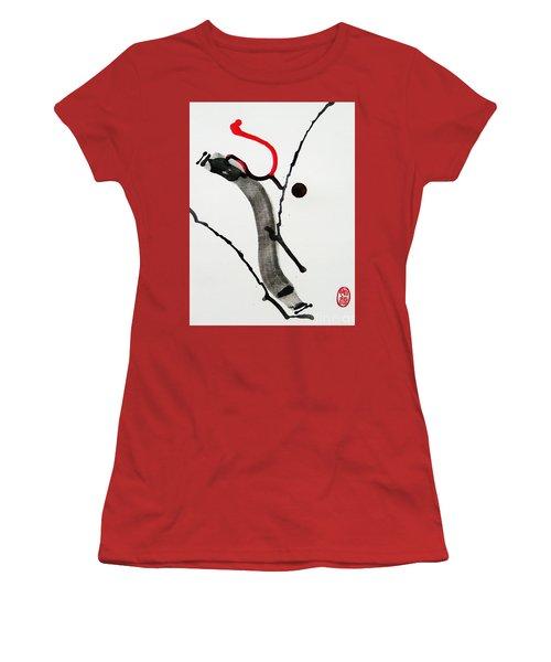 Muga No Genri Ni Women's T-Shirt (Athletic Fit)