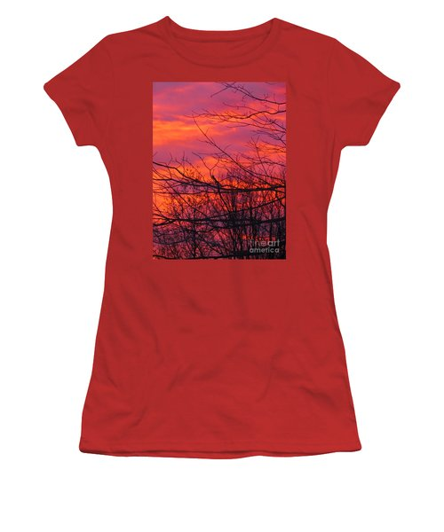Oh What A Beautiful Morning Women's T-Shirt (Athletic Fit)