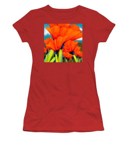 Pavot Women's T-Shirt (Athletic Fit)