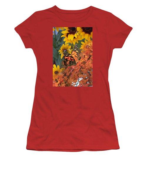 Piz 1 Women's T-Shirt (Athletic Fit)