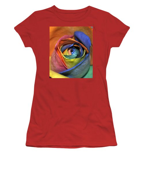 Rose Of Equality Women's T-Shirt (Athletic Fit)