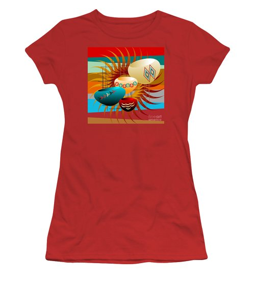 Sedona Still Life 2012 Women's T-Shirt (Athletic Fit)