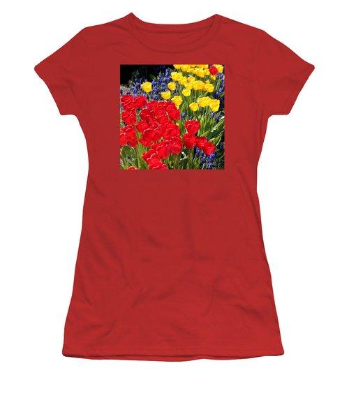 Spring Sunshine Women's T-Shirt (Junior Cut)