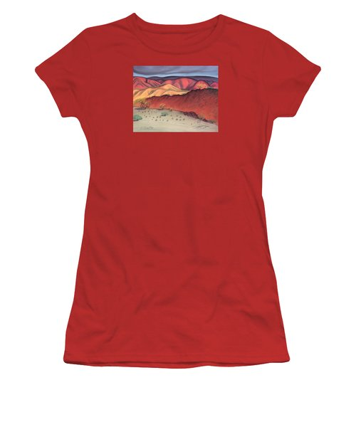 Storm Outback Australia Women's T-Shirt (Athletic Fit)