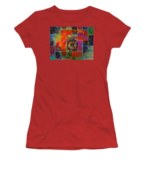 The Eye Women's T-Shirt (Athletic Fit)